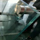 wie und doppelter ausgeglichener lamelliertes Glas-Zaun der Cer-Bescheinigungs-6mm+1.52PVB+8mm