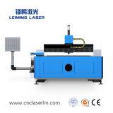 máquina de corte de fibra a laser CNC metálico de 500 W com IPG/Raycus LM3015g3