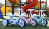 Электронные инвалидных колясках с музыкой хорошего качества 3 цветных экологических материалов