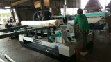 皮の表面ベニヤのための頑丈なサーボSpindlelessの木製のベニヤの皮機械
