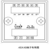JP2041-9K4Y Intelligent ampèremètre en trois phases