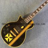 DIY гитара комплекты / Специальная электрическая гитара с ЭМГ дерева Fretboard подборщика (GE-11)