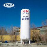 ISO9001タンクのための0.8/1.6MPa液体窒素の貯蔵タンク