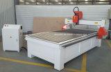 Máquina de trabajo de la madera con Rotary para la fabricación de muebles y puerta.