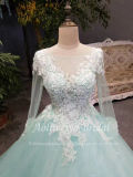 Цвет новейшей конструкции Aoliweiya свадебные платья 110205