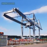 Perfermance alto de la construcción naval pesado viga doble grúa pórtico