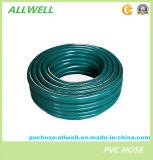 Trenzado flexible de PVC flexible de suministro de agua de manguera de jardín