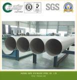 Pipe sans joint d'acier inoxydable de fournisseur d'usine d'ASTM 202/201