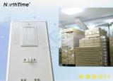 Geïntegreerdeu IP65 LEIDENE van de Sensor van het Lichaam van de Legering van het Aluminium Automatische Straatlantaarns