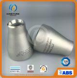 ASME B16.9のステンレス鋼の減力剤の詐欺。 Ssの管付属品(KT0318)