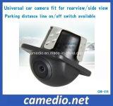 Rearview&Sideの眺めのために合うユニバーサル車の逆のビデオ・カメラ