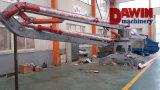 Crescimento de colocação 15m concreto concreto do peso leve 13m da bomba em vendas