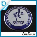 La Insignia de aluminio adhesivo personalizado directamente de fábrica de aluminio mayorista Badge