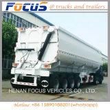 Cimc remorque de camion à benne basculante d'extrémité arrière de camion lourd avec le levage hydraulique