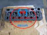 Komatsu (PC28uu-3. PC27MR-1) Ensemble de la pompe à engrenages hydraulique principale : (705-41-02690.705-41-02470.705-41-02320) pièces de rechange