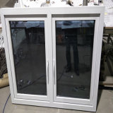 ضعف يزجّج رماديّة يلوّن زجاجيّة أبيض قطاع جانبيّ [أوبفك] شباك نافذة