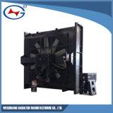 refrigeración por agua de aluminio modificada para requisitos particulares serie Radiator&#160 de 6190zld/(z) Td10dd Jichai;