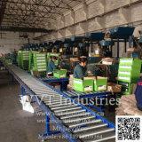 Der China-Ladeplatten-Ring-Nagel-Maschinen-Sorter-/Coil-Nagel, der Produktionszweig schweissen lässt, montieren Elektro-/Hot-Galvanized/Painted/S.S Nagel