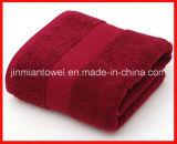 卸売によってカスタマイズされる明白に染められた多彩なホテル手タオルの表面タオルの浴室タオル