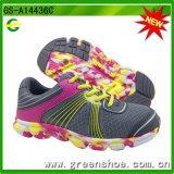 Enfants colorés de mode courant des chaussures de sport