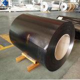 PE/PVDF revêtement de couleur de la bobine de la plaque en aluminium recouvert de feuille de métal