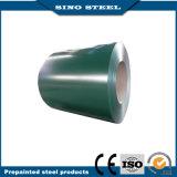 Bobina de acero cubierta color de Dx51d Dx52D Dx53D 0.24m m PPGI
