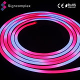 Digital 5050SMD IP68 Outdoor LED Flexible Neon Strip Light Garantie de 3 ans