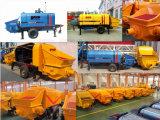 La Chine Petite pompe à béton électrique pour les agrégats fins