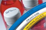 Verfallsdatum-Tintenstrahl-Drucken-Maschine für Flaschen-Plastikrohr
