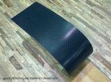 Étage desserré de luxe de vinyle de PVC de configuration de qualité chinoise