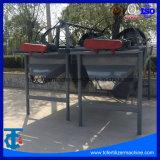 有機性無機肥料のスクリーニング装置/回転式スクリーン
