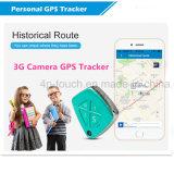 Mini inseguitore di 3G GPS con la macchina fotografica in pendente (V42)