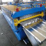 Двойная машина прессформы листа толя металла палубы