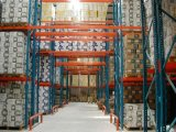 Sistema a uso medio personalizzato di racking di memoria del carico del magazzino