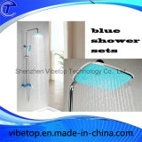 High Quality Brass Overhead Rainfall Shower Set