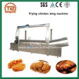 Machine automatique électrique d'aile de poulet faisant frire