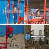 Économique pour l'usage de famille, plates-formes de forage portatives de puits d'eau de Hf150e pour l'irrigation