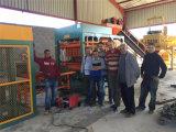 Machine hydraulique complètement automatique du bloc Qt4-15