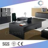 싼 L 모양 검정 사무용 가구 구석 매니저 테이블 (CAS-MD1825)