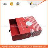 크리스마스를 위한 선물 판지 상자 또는 포장 선물 상자