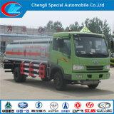 FAW 6 바퀴 10000 리터 연료 탱크 트럭