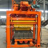 Blocco in calcestruzzo automatico della macchina della pressa per mattoni del cemento di Qt4-25 Hydarulic che fa macchina