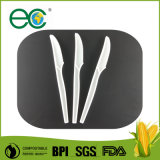 """7 """" kompostierbar und biodegradierbares Cpla Tischbesteck"""