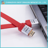 La edición digital HD 2.0 4 K Cable HDMI de alta definición de sintonizador