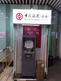 Banque ATM LED Light Box ATM Booth Canopy Kiosk