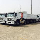 Sinotruk HOWO Traktor-LKW-Traktor-und Schlussteil-Schlussteil-LKW