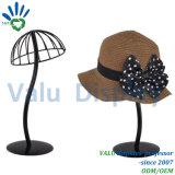 Form-Entwurfs-Hut-Schutzkappen-Standplatz-Bildschirmanzeige-Regal-Zahnstange für Kleinschutzkappen-Speicher
