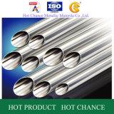 AISI 201, 304 tubos del acero inoxidable
