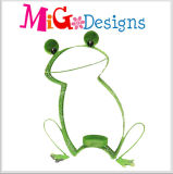 Grenouille maigre Metal Crafts Bougeoir nouvelle décoration