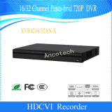 DahuaチャネルのPenta-Brid 16/32の720pデジタルのビデオレコーダー(XVR4216AN-X/XVR4232AN-X)
